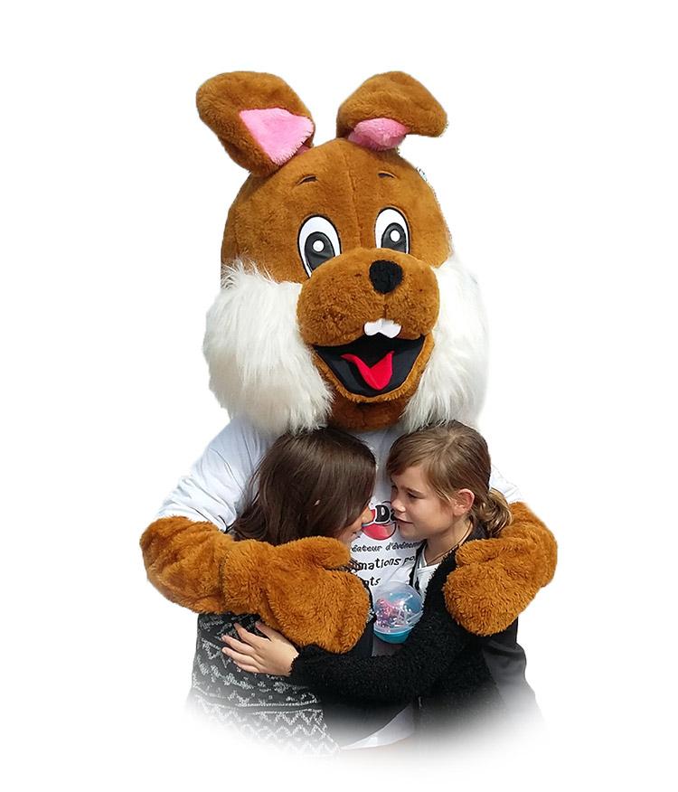 location deguisement mascotte pour evenements pour enfants haut rhin 68 et bas rhin 67
