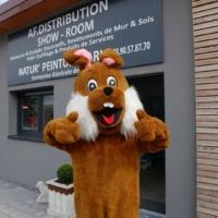 evenement professionnel animation enfant deguidement lapin pacque