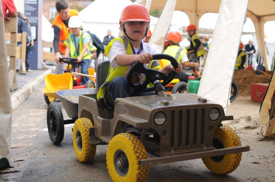 Le mini-chantier pour enfants